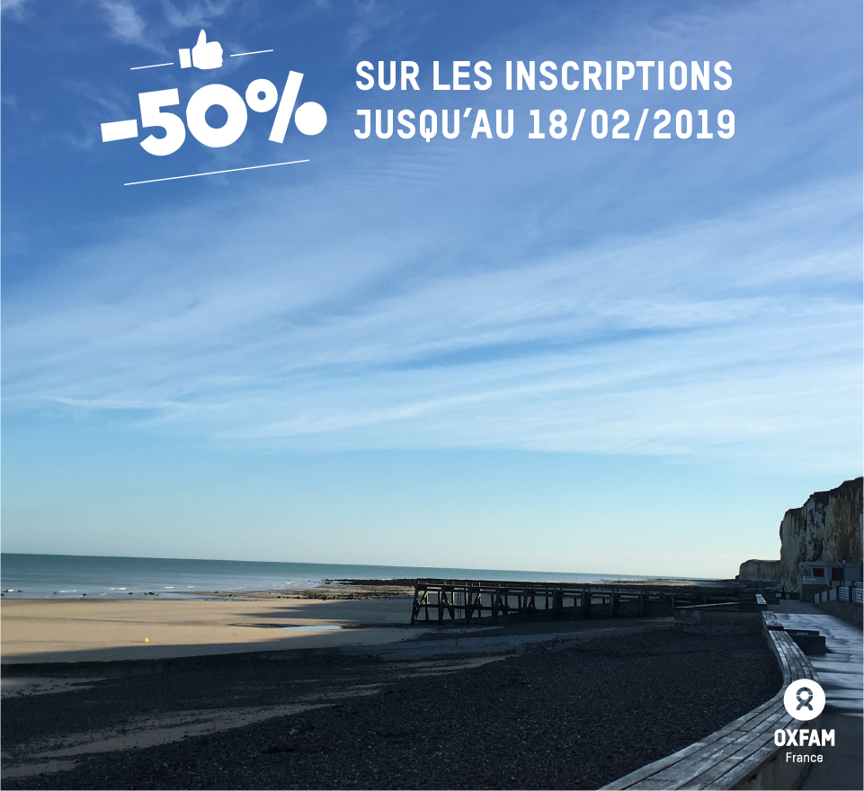 -50% Trailwalker Dieppe !